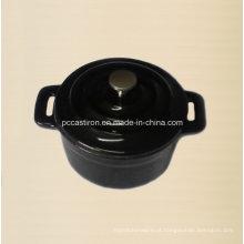 Esmalte Ferro Fundido Mini Tamanho do Pote 10cm
