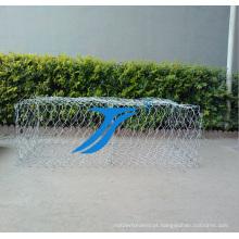 Caixa Gabião com Revestimento Galvanizado ou PVC