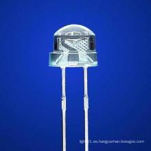 Brillo estupendo redondo de 5m m LED (GNL-5073UWC)