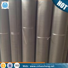 Hitzebeständigkeit FeCrAl-Maschendraht- / Eisen-Chrom-Aluminiummaschendraht FeCrAl-Feinmasche