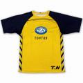 China Fábrica personalizada impresa 3D camisetas OEM Sublimación 3D camiseta Venta caliente