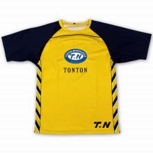 China Fábrica de impressão personalizada 3D T shirts OEM Sublimação 3D T-Shirt Hot Sale