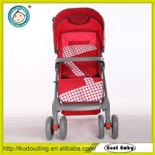 Hot sale european standard aluminum stroller 3 in 1