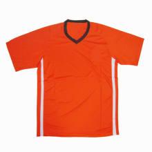 Camiseta de encargo del fútbol y del fútbol del nuevo diseño