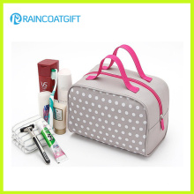 600d Polyester Promotional Cosmetic Bag with Custom Logo