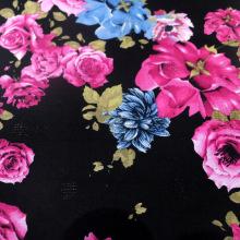 Tejido de lino de impresión para prendas de vestir