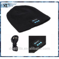 Soft Warm 100%acylic with cheap price bluetooth beanie cap made in china