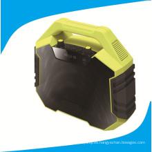 5.5 pulgadas Bluetooth batería altavoz F34 con micrófono inalámbrico
