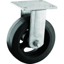 Piastra di montaggio ruota in gomma