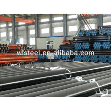 ASTMA106 Gr.B/Q235/Q345 hs code carbon steel pipe for fluid feeding