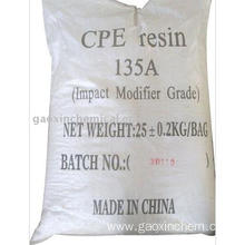 Good Chemical Resistance resin CPE 135A/ 135B