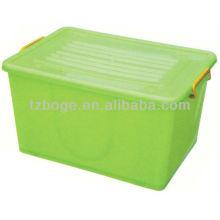 большой размер пластиковые ящик для хранения плесень