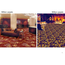 Wilton Luxury Living Broadloom Alfombra 100% Polipropileno