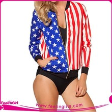 China Fashion american bomber jacket wholesale