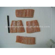 Salmon portion -seafood