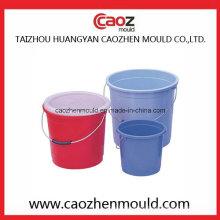 Cubo molde con tapa / cubeta impermeable
