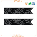 Waves hot fix rhinestone transfer for cheer bow strips