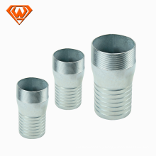 galvanized carbon steel hose kc nipples