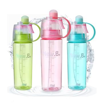 New Spray Bottle Sport Travel Water Drinking Bottle