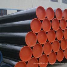 SGS-zertifiziertes nahtloses Kohlenstoffstahlrohr für Öl und Gas