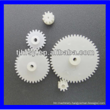 Plastic wheel gear for toy