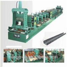 forma de bandeja de cable de acero ligero rodillo que forma la máquina
