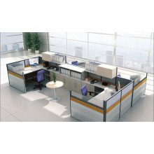 Office Workstation with Office Partition Screen (OWPL3702-15)