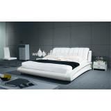 F8001 comfortable sleeping bedroom double bed