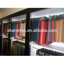 Fábrica de China 450g / sqm 100% de tela de cachemira pura al por mayor