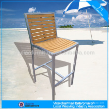 Outdoor furniture dining chair PS-wood beach chair