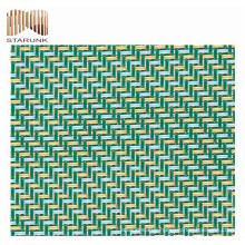 anti-slip pvc polyester deco mesh fabric