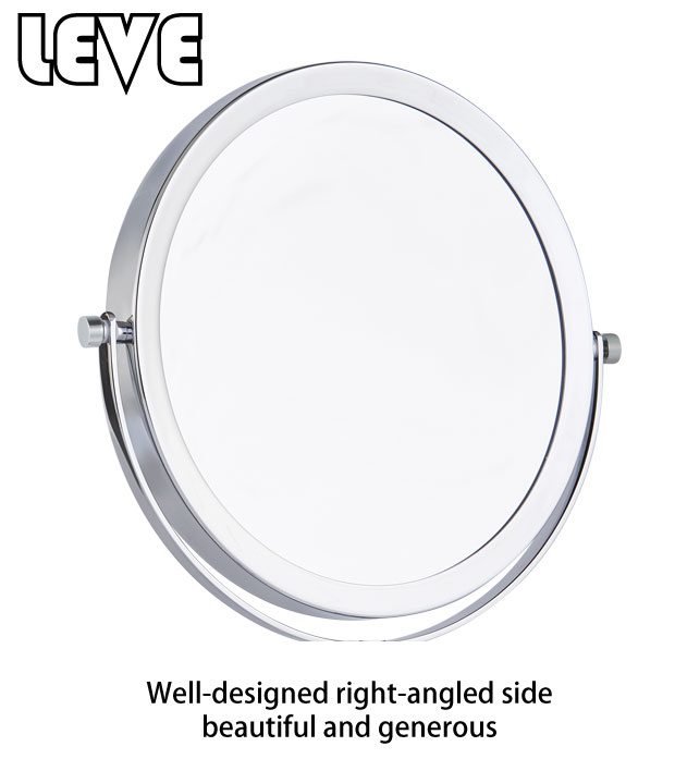 Wall makeup mirror