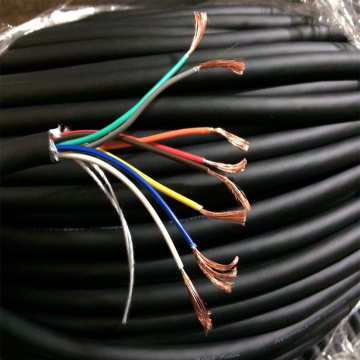 Flexible PVC Insulated Sheathed Electrical Control Cables