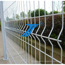 China Welded Curved Fence/Triangular Bending Fence/Dirickk Axis