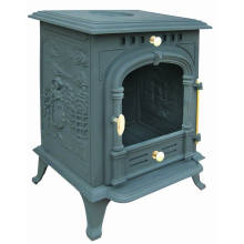 Cast Iron Stove, Fireplace (FIPA002) , Stoves