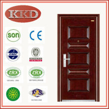 High Quality Steel Entry Security Door KKD-523 for Iran Market