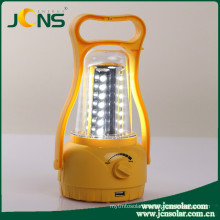 wholesale Solar led camping light with one solar panel supplier