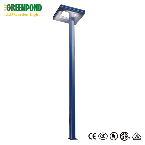 All-in-One Aesthetic Design LED Garden Lamp