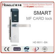 Top Stainless Steel and ABS Hotel Key Card Lock (HD6011)