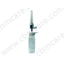 Medical Oxygen Flowmeter with Humidifier
