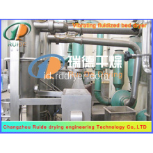 High Speed ​​Centrifugal Spray Dryer untuk Resin Plastik