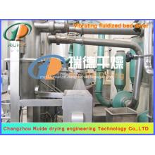 Secador de pulverização centrífuga de alta velocidade para resina plástica