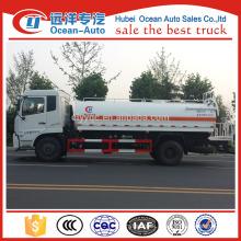 Dongfeng 12000liter water tank truck price