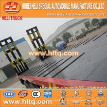 6. DONGFENG marque DFL 22tons capacité de chargement 260hp 6X4 camion de transport excavateur vente chaude pour l'exportation en Chine.