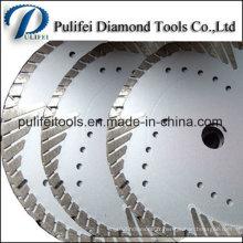 Lame de scie à coupe circulaire Grantite de diamant pour aiguisoirs en pierre de marbre