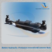 Cilindros hidráulicos de direção de projeto soldado para trator de empilhadeira