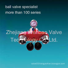 Stainless Steel 304 Fire Booster Valve Dn65