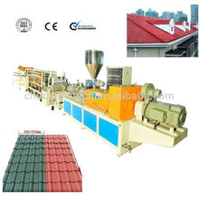 Useful Products,New Competitive Project , PVC Glazed Tile plastic Machine