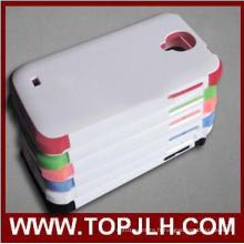 Top qualité TPU Plus Sublimation boitier Mobile pour Samsung Galaxy S4