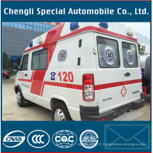 Premier traitement de l'ambulance d'urgence Auxilium First Aid